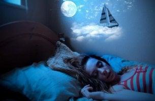 Soniloquia, quando falo dormindo