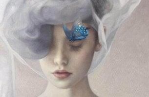 Conto de transformação: a borboleta que achava que ainda era uma lagarta