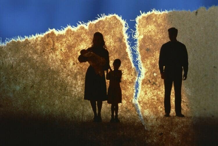 O impacto do divórcio nos filhos