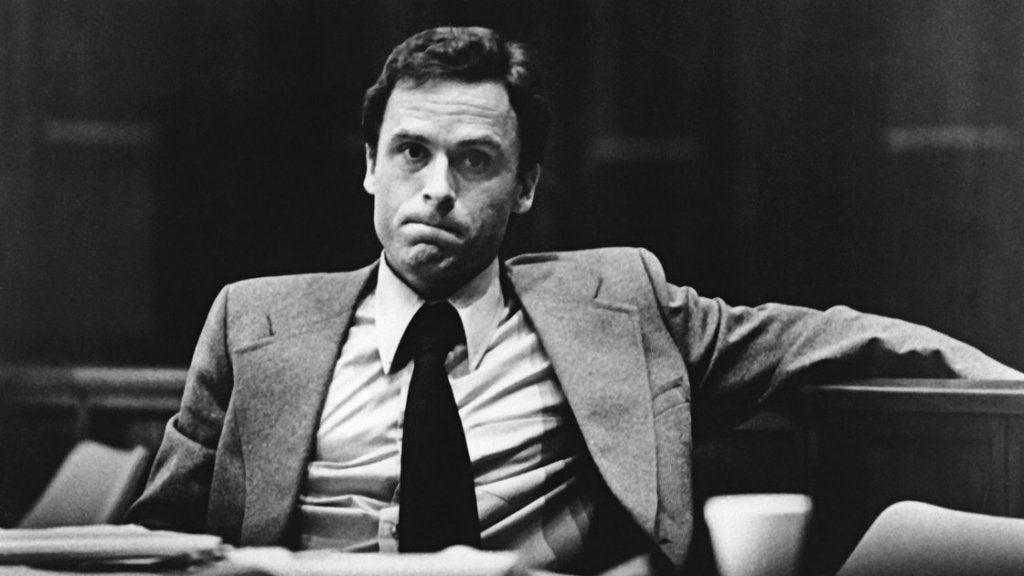 Ted Bundy, um dos monstros da vida real