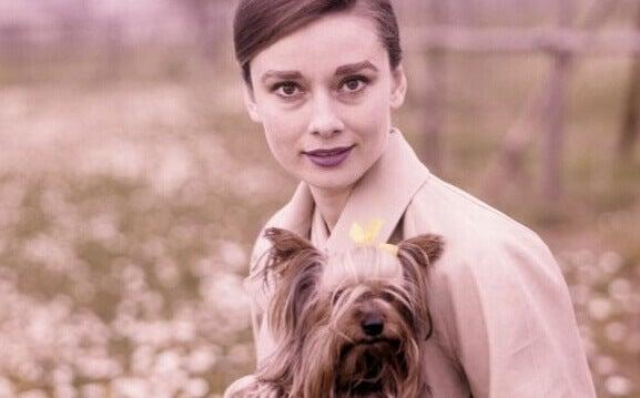 Foto de Audrey Hepburn