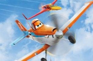 Aviões, um filme sobre a superação