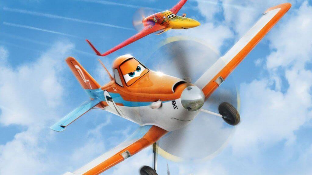'Aviões': um filme com uma história genial de superação