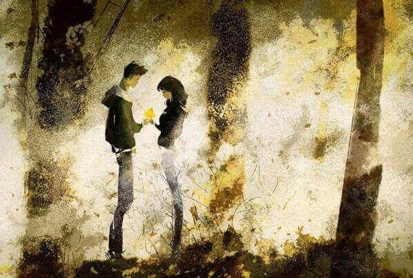 Gestos de amor no relacionamento