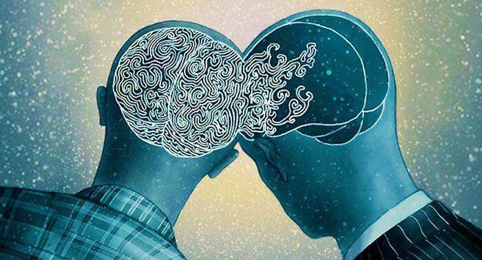 Conectar-se com o cérebro do outro
