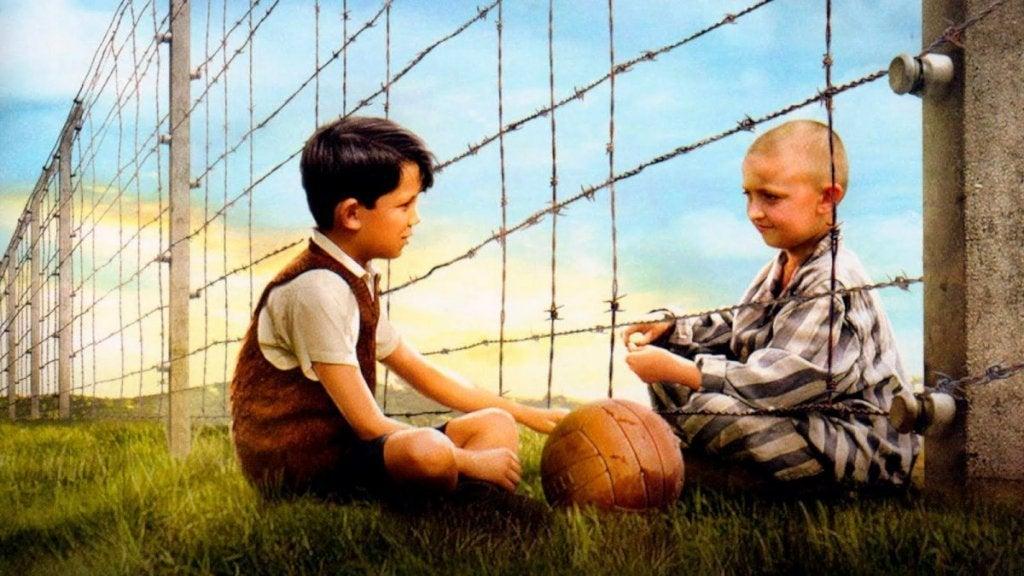 O menino do pijama listrado: amizade além das barreiras