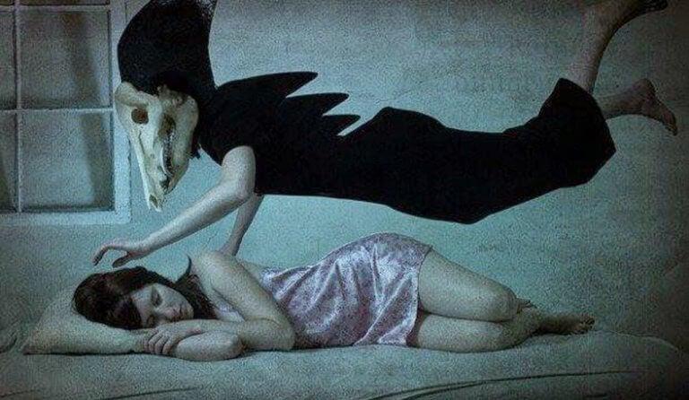 A aterrorizante experiência da paralisia do sono