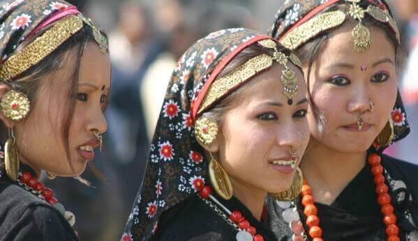 Mulheres do Nepal