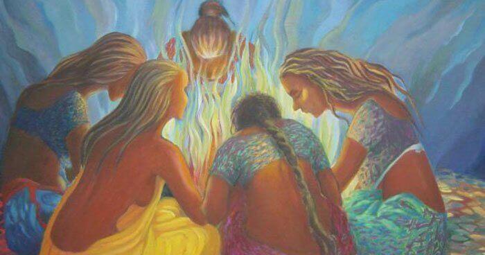 Irmandade de mulheres