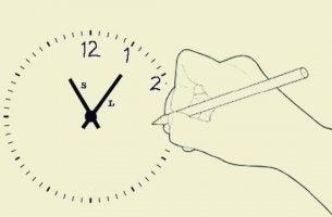 Teste do desenho do relógio para diagnosticar transtornos mentais