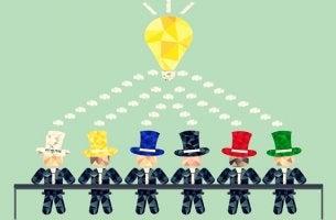 Técnica dos seis chapéus para pensar, de Edward de Bono