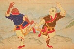 Benefícios das artes marciais para a saúde e o bem-estar