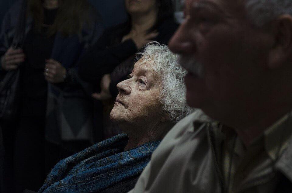 Pessoas idosas