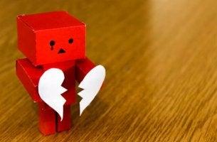 Medo de terminar um relacionamento