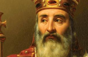 Lenda de Carlos Magno, uma história que decifra o amor
