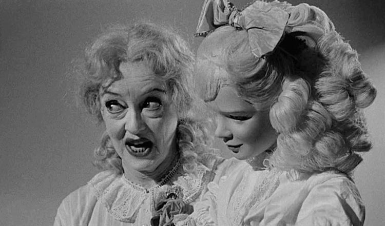 Cena de 'O que terá acontecido a Baby Jane'