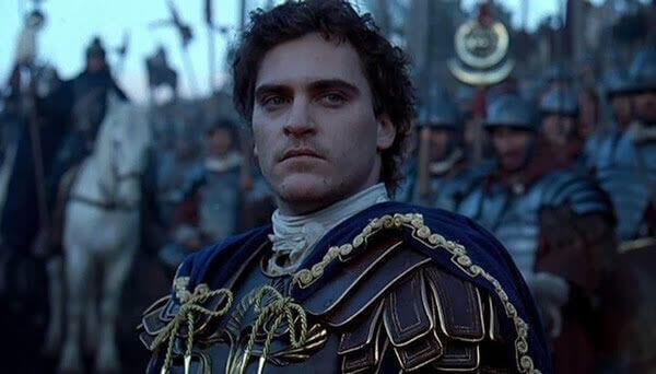 Cômodo, personagem do filme Gladiador