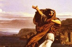 Demóstenes, o grande orador gago
