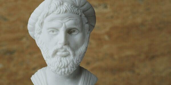 Estátua de Pitágoras