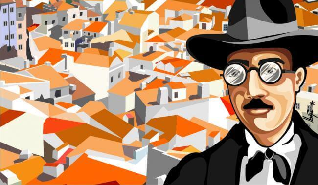 As 5 melhores frases de Fernando Pessoa