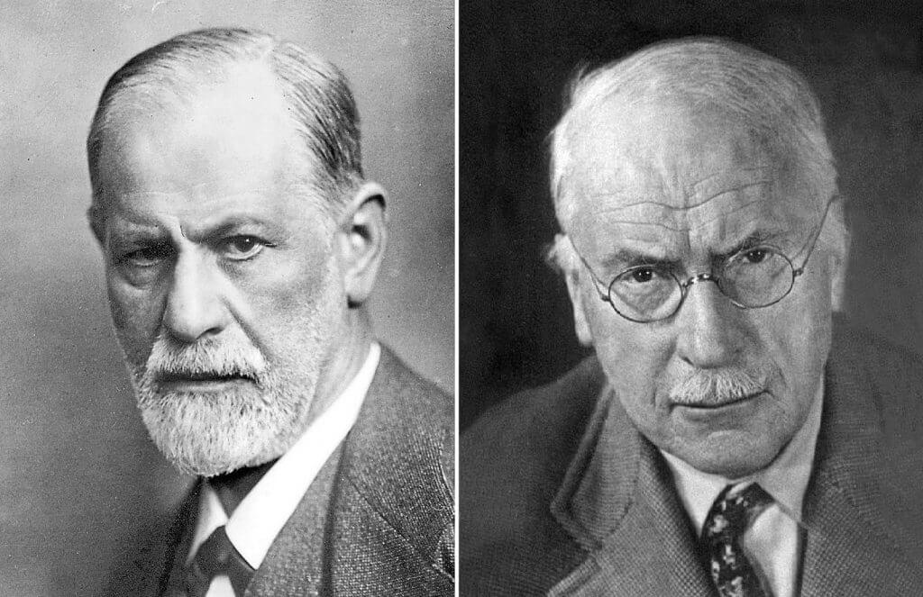 10 diferenças entre Freud e Jung