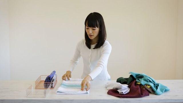 O método Marie Kondo para organizar a vida