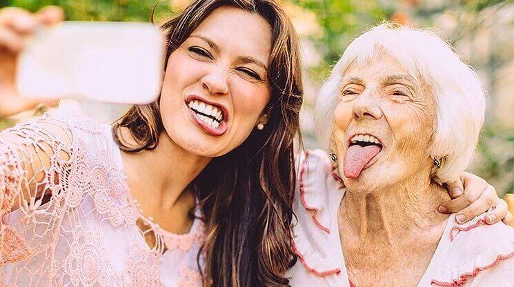 Envelhecer feliz