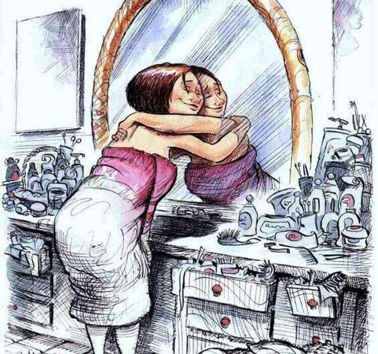 Apaixone-se por si mesmo