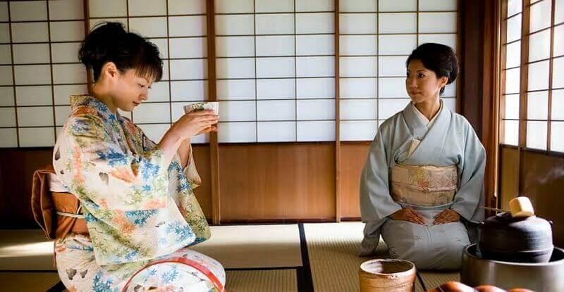 Cerimônia do chá japonesa