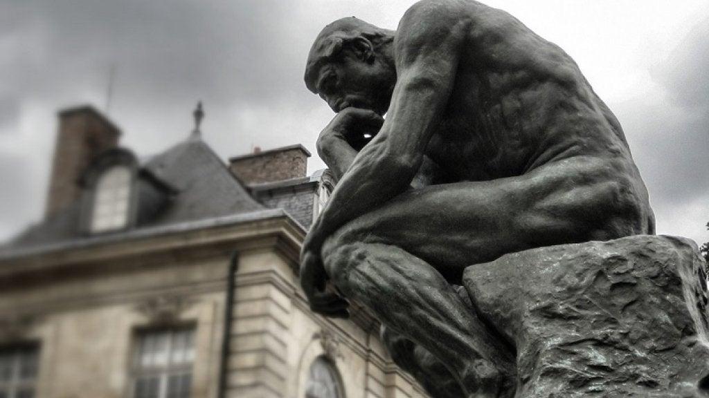 O pensador