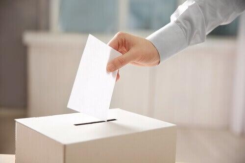 Quais são os fatores que influenciam o voto político?