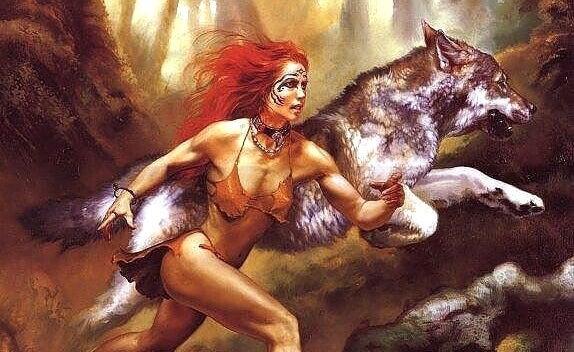 Mulheres que correm com os lobos