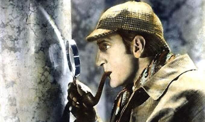 7 chaves para aprender a pensar como Sherlock Holmes