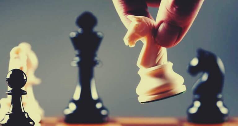 O xadrez e o pensamento estratégico