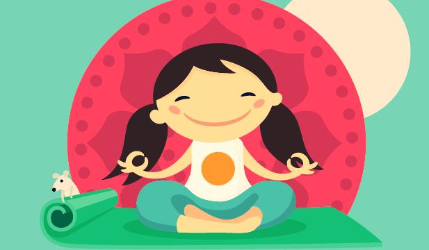 4 exercícios de respiração divertidos para as crianças