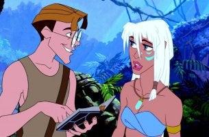 Filme: Atlantis, o Reino Perdido
