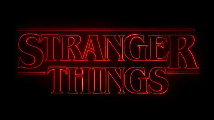 A série Stranger Things