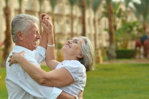 Dançar é um excelente exercício para os mais velhos