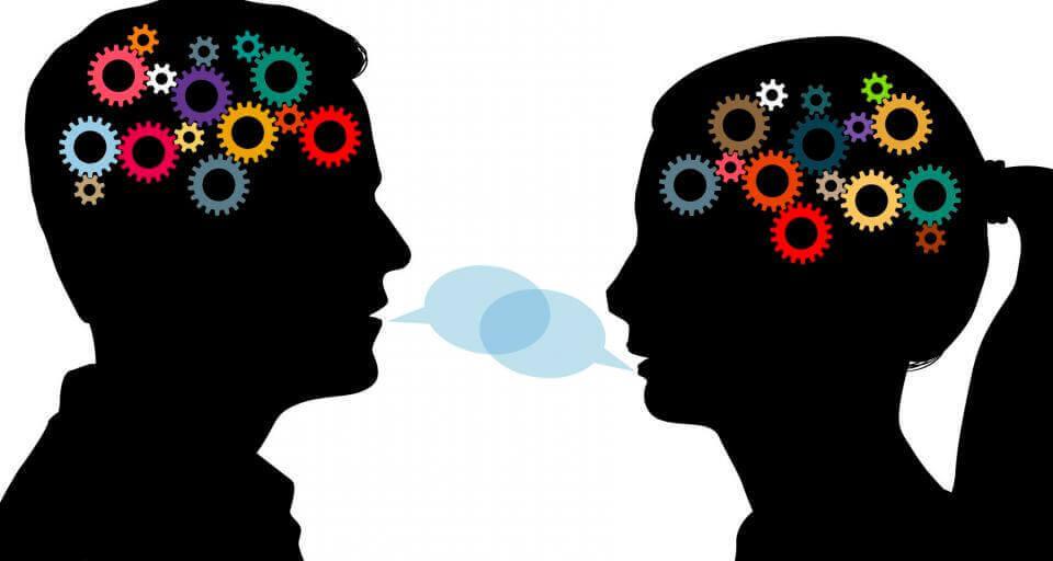 Comunicação entre pessoas