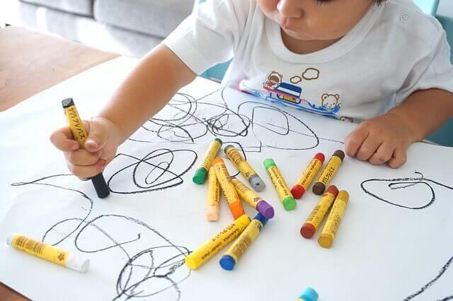 O desenho infantil e seus estágios