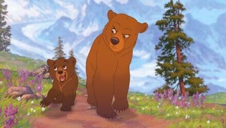 Irmão urso, o filme