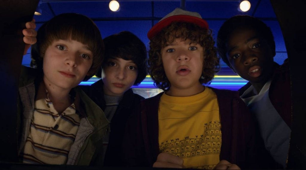 Personagens de Stranger Things