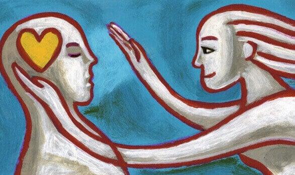 Apoio emocional para curar o outro