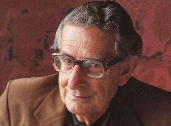 Fotografia de Hans Eysenck