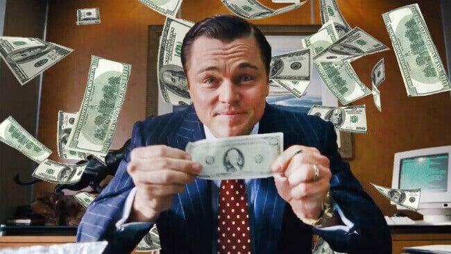 O Lobo de Wall Street: ambição e poder