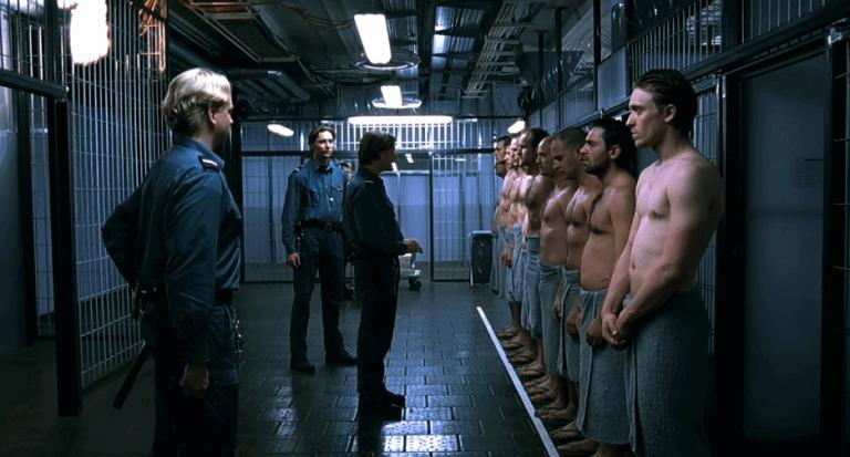Cena do filme 'A Experiência'