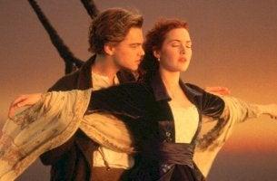Titanic, uma história de amor