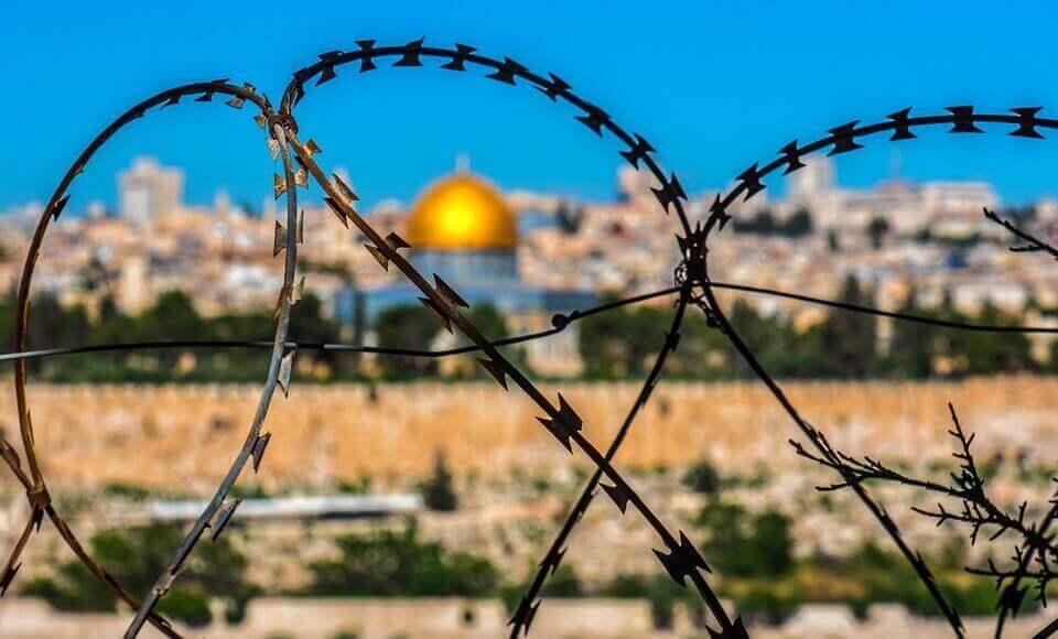 Jerusalém: um exemplo de lugar com valor sagrado