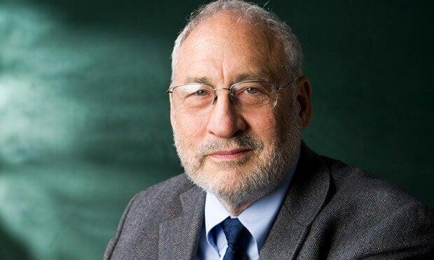 Joseph Stiglitz, uma das pessoas mais influentes do século XXI