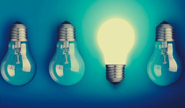 Ter ideias inovadoras